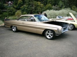 1961 Oldsmobile Dynamic 88 coupe by RoadTripDog