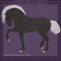 Winter Import #654 by DovieCaba