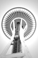 Space Needle by Soul116