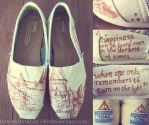 Harry Potter Toms by foreverfornever740