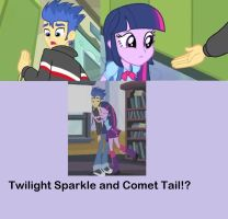 EG: Twilight and Comet Tail? READ COMMENT!!! by cupcakeforever19