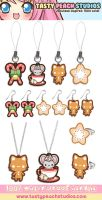 TPS: 2011 Christmas Products by MoogleGurl