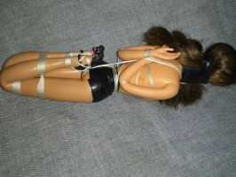 Strict hogtie 1 by Jugrntts