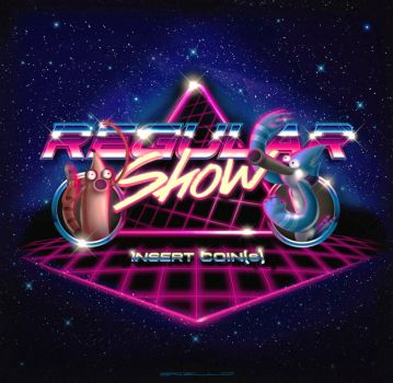 Regular 80s Show by Tonquez