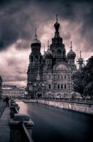 on Spilled blood by Brute-ua