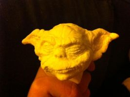 Yoda by Bigsensible