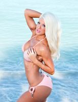 Angelina Love Booty Morph10 by kenmasters33