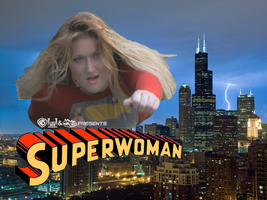 WON/MMP's Superwoman getting its own series? by WONTV5