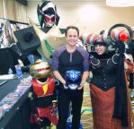 Mighty Morphin by AliceingJabberwocky