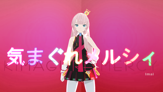 [MMD PV] Kimagure Mercy / Whimsical Mercy by VocaloidImai