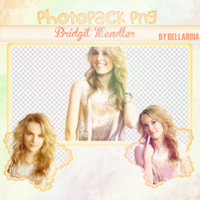 Bridgit Mendler Png Pack by Bellarrina