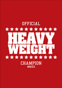 HEAVYWEIGHT CHAMPIONS by thaBEAST