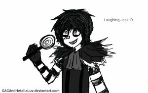 Laughing Jack by AllTheLittleWonders