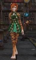 Tigress by MadamGoth