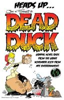 DEAD DUCK AD 3 by JayFosgitt