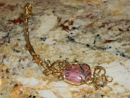 was a bracelet, now a necklace to be by DPBJewelry