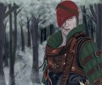 Iorveth by killernightengale