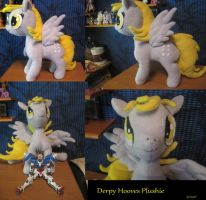 Plushie Derpy Hooves by HoryPL