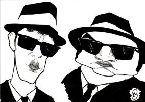 Blues Brothers by EspnB