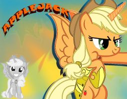 Applejack Wallpaper by Damty258