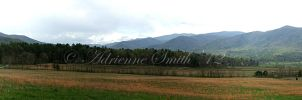 Cades Cove Panoramic by Roses-to-Ashes