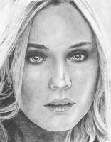 Diane Kruger - Graphite by 6re9