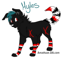 :BO:Myles: by NightmareAdoptables