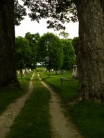 Cemetary Way by Stock7000