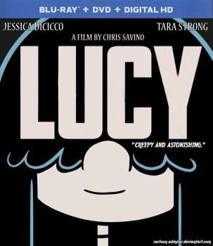 Lucy Loud - The Movie by Cartoon-Admirer