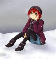 Let it Snow by KaigaraProjects