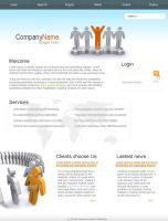 Business Company site by Swayze05