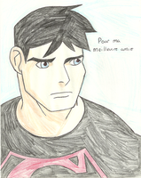 AT: Superboy by MaiShark