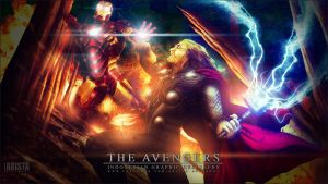 The Avengers by AristAF