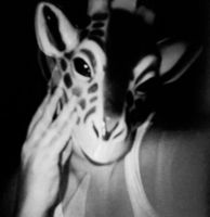 Holga Animal Mask by chinadoll7650