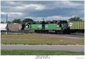 A Pair of ex-Frisco Geeps by hunter1828