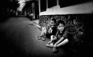 The two of us by djati