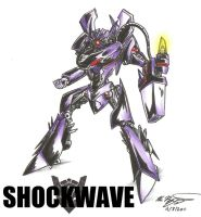GENESECT: SHOCKWAVE by RyouKazehara