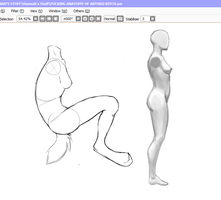 Working on Anthro Anatomy by EmosJask