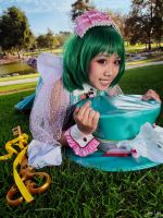 Ranka from Macross Frontier 1 by SNTP