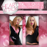 +Rita Ora|Pack Png by Heart-Attack-Png