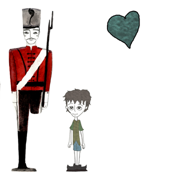 The Steadfast Tin Soldier by OUAT-Tin-Soldier