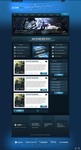 Gameboost - Online games services by FloxDesign