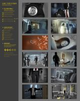 Hitman Absolution Gamestudy 30CW by JustIRaziel
