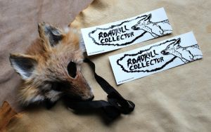 Roadkill Collector! by lupagreenwolf