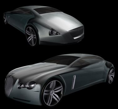 Jaguar Renderings by eLK77