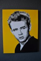 James Dean by SimplySaraArt
