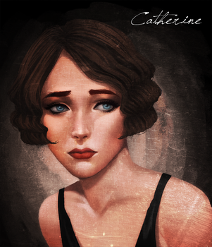 Living Remains: Catherine by moirgane