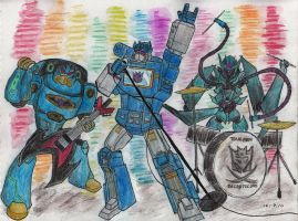 Soundwave Band by Guymay