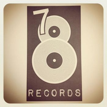 78 Records Logo (Revised) by Flemhead