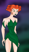 The Batman's Poison Ivy by Oracle01
